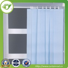 Universal vertical blinds components for home decoration