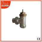 Floor Heating Parts hot water heater brass angel valve