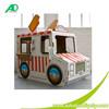 Corrugated Cardboard Toys Cardboard Playhouse for Children