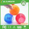waterproof led pet ball soft silicon pet ball pet juggling led ball