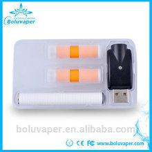 E-cigarette hookah pen 510 glass drip tips
