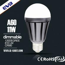 High quality 8W 11W ra>80 CE ROHS C-TICK LVD EMC LED Bulbs