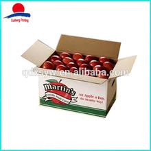 High Quality Fruit Carton Box Apples
