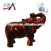 50mm Gemstone Carved Animals,elephant