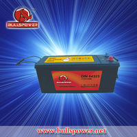 Standard dimensions remote control car batteries for sale MF 12v 143ah