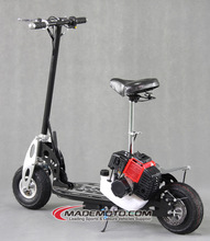 49cc gas fold mini gas scooter
