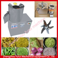 High quality low price professional vegetable chopper/vegetable stuffing machine