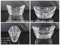 625 g de vidrio maceta / botella / florero para la decoración del hogar