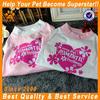 JML 2014 New design low price plain color pet clothes