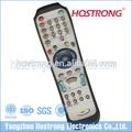 Or interstar satellite TV récepteur de télécommande utilisé pour maroc marché