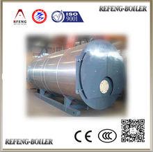 WNS Series Gas Fired Steam Boiler