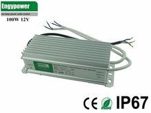 100w waterproof led driver high power