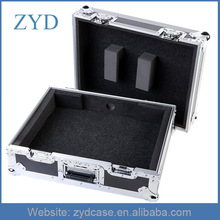 Bottom Price Aluminium DJ Equipment Flight Case With Lock ZYD-HZMfc002