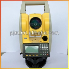 PJK TOTAL STATION PTS120R RUIDE RTS862R total station notes