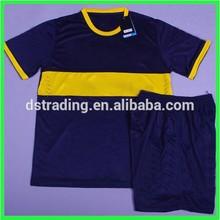 14-15 Argentina Club Boca Juniors Home Design Soccer Jersey Football Soccer Thailand Quality