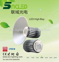 Alibaba express Waterproof lighting fixture/ led high bay 100w for football field lighting