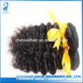 Profonde vague de cheveux vierges péruviennes international cheveux société d'importation et d'exportation sur le marché de dubaï