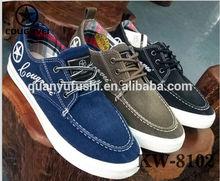 2014 Wholesale brand cheap men canvas shoes
