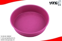 cake blank maker,shallow silicone baking mould