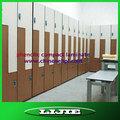 lijie marca hpl material de umidade e fogo ginásio cofre para venda