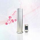Silver remote control fragrance dispenser,fragrance oil machine