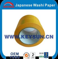38mm Germany Popular Gold Washi Masking Tape