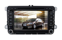 For vw golf 5 car radio gps with CE and ROHS certificates