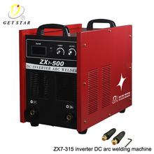 Energy saving durable 500 amp mma inverter arc welding machine