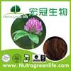 anti-depression organic Red clover Extract Isoflavones8% 20% 40% Trifolium Pratente L