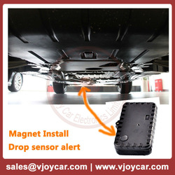 New!Battery Powered Magnetic GPS Tracker Hidden Under All Kinds of Vehicles with Drop Sensor Alert