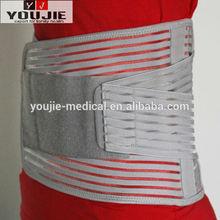 Transpirable de tracción lumbar aparato, cinturón lumbar, de la espalda lumbar apoyo