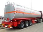 50000 liters fuel tank semi trailer for sale (volume optional) tanker truck dimension