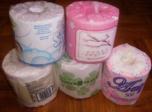 Wholesale Top Quality Tissue Paper,Toilet Paper (Factory Best Price)