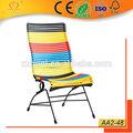 Aa2-48 personalizado confortável plástico branco lounge chair