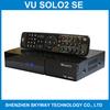 mini Vu Solo 2 HD Twin Tuner DVB-S High-End Full 3D TV Vu+ solo 2 mini Vu Solo2 SE in Stock