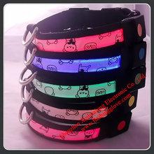 Puppy Products Night Light LED Flashing Dog Collar