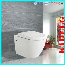 New Italian design bathroom accessories conceal cistern WC pan