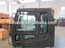 Hyundai R225LC-7 excavator drive cabin,Hyundai R225LC-7 excavator driver's cab,Hyundai R225LC-7 excavator driver's cabin