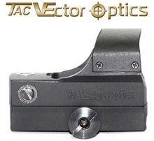 """Vector Optics High End 1x22x33 Red & NV Night Vision Dot Sight 66mm 2.6"""" Length"""