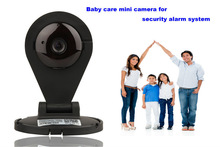 TCP/IP mini bluetooth cameras for home security alarm system with baby care