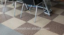waterproof vinyl floor , click , dry backing , loose lay 6''x36''