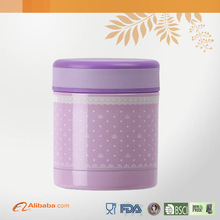 color lunch box two layer stainless steel lunch box