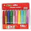 School stationery supplies glitter glue for kids