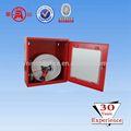 de fibra de vidrio reforzado con la manguera de la caja de seguridad de equipo contra incendios de metal seguro de bocas de incendio del gabinete