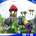 2014 più nuovo disegno parco giochi scivolo set