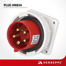 Hennepps IP67 32A 3P+N+E Industrial Plug 380V
