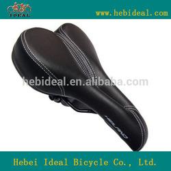 New hot selling leather bicycle saddle /bicycle saddle bike saddle factory