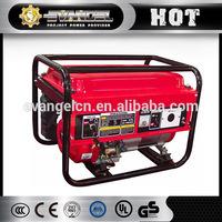 Small Generator Set gasoline 1.5 kva generator