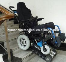Stair climbing/hydraulic wheelchair/big power in China
