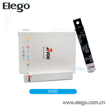Enjoy high-tech fun! Newest Intelligent Bluetooth ecig IVOD battery with wholesale price